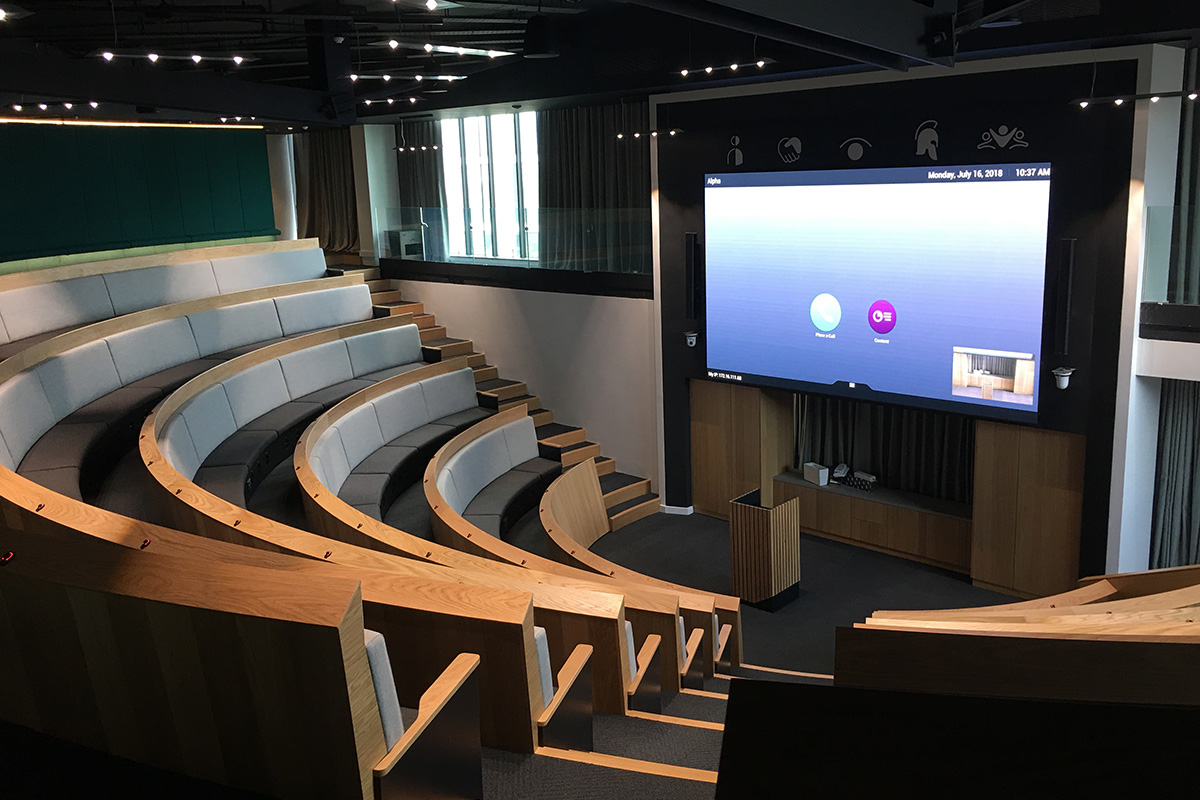 Avolon Alpha Auditorium