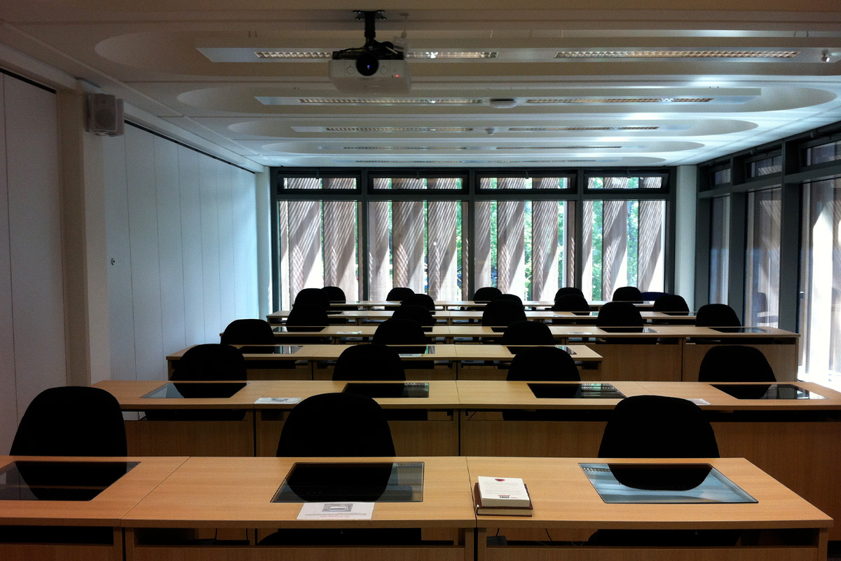 Maynooth University Classroom