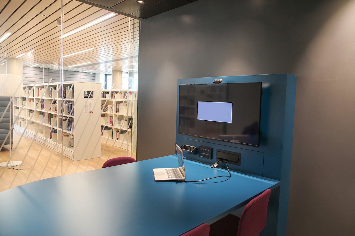 RCSI Library Collaboration Space