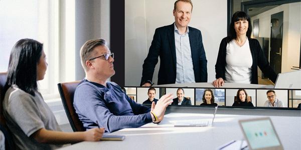 Pexip Video System Meeting