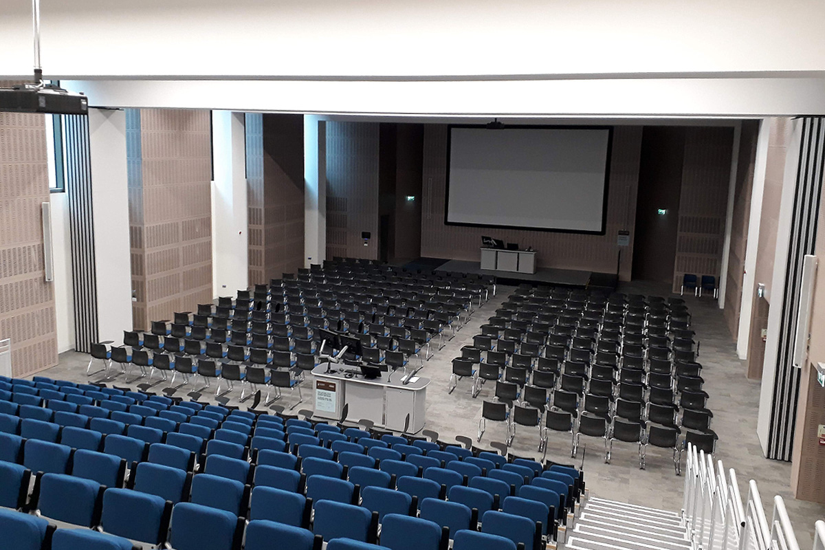 Trinity Business School Lecture Theatre Image 2