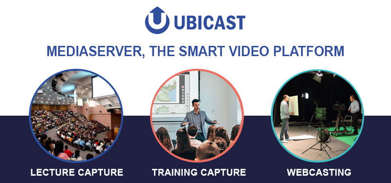 UbiCast MediaServer