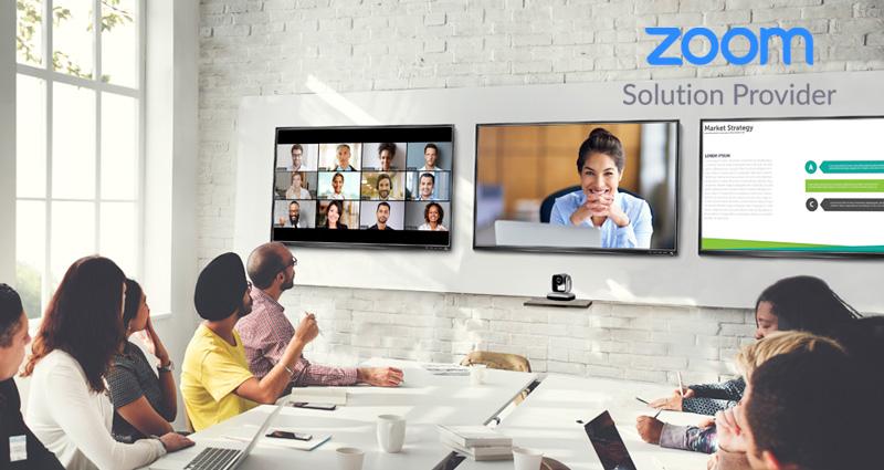 Zoom Solution Provider Boardroom